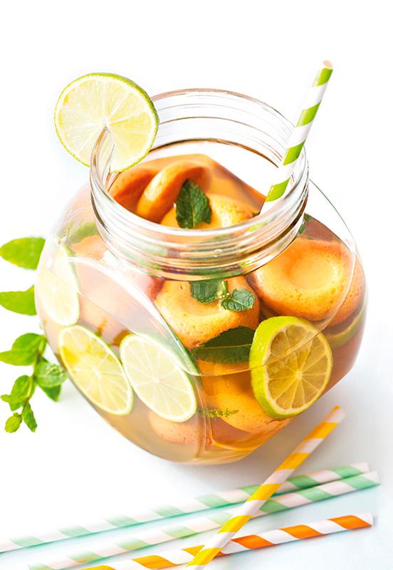 photographe Lyon recette baba au rhum au citron