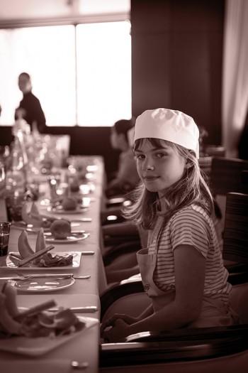 photo cours de cuisine pour enfants
