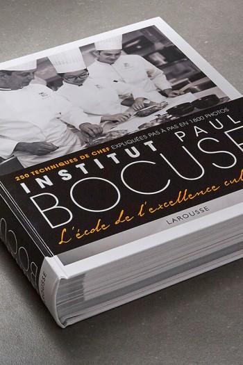 Parution du livre « Institut Paul Bocuse, l'école de l'excellence culinaire »